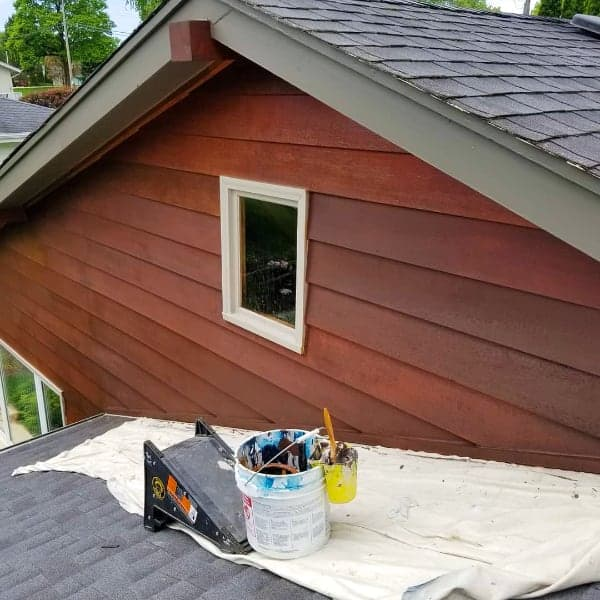 cedar siding maintenance
