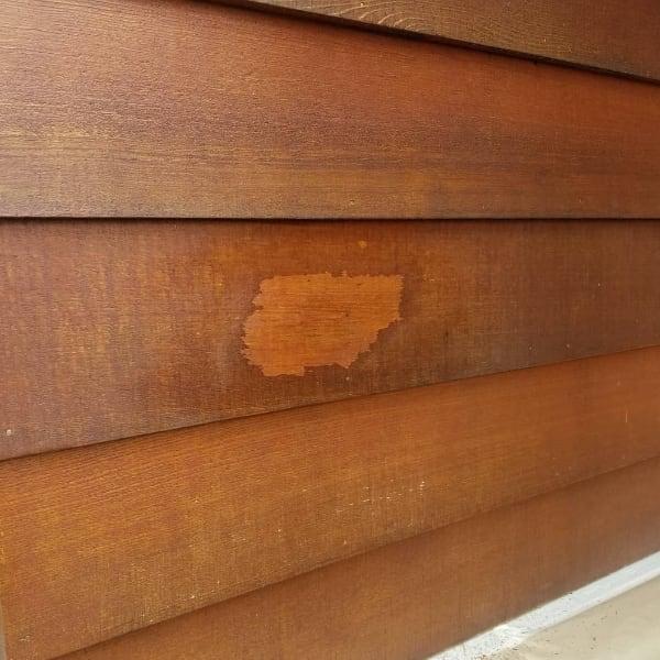 cedar siding repair